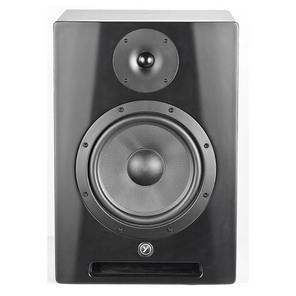 """YORKVILLE YSM8 Studio Monitor Series 95 Watt powered 8"""" Speaker Front View"""