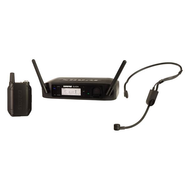 SHURE GLXD14/PGA31-Z2 GLX-D Digital Wireless Headset System. EMI Audio