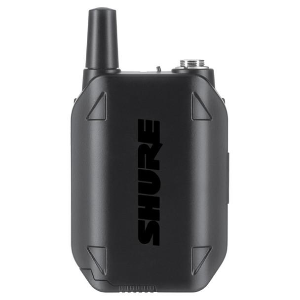 SHURE GLXD1 Bodypack Transmitter. EMI Audio