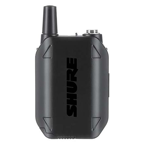 SHURE GLXD14R/85-Z2 GLXD14R LAVALIER SYSTEM WITH WL185 - Transmitter Front