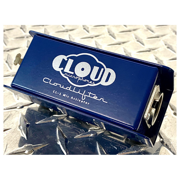 Cloudlifter CL-1 One Channel Mic Activator right angle