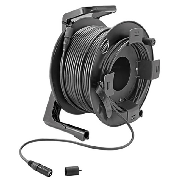 ALLEN & HEATH AH10885 Cat6 Cable 50m (164') drum with locking connectors.