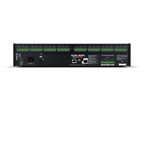 ALLEN & HEATH AHM-64 64x64 Audio Matrix Processor back