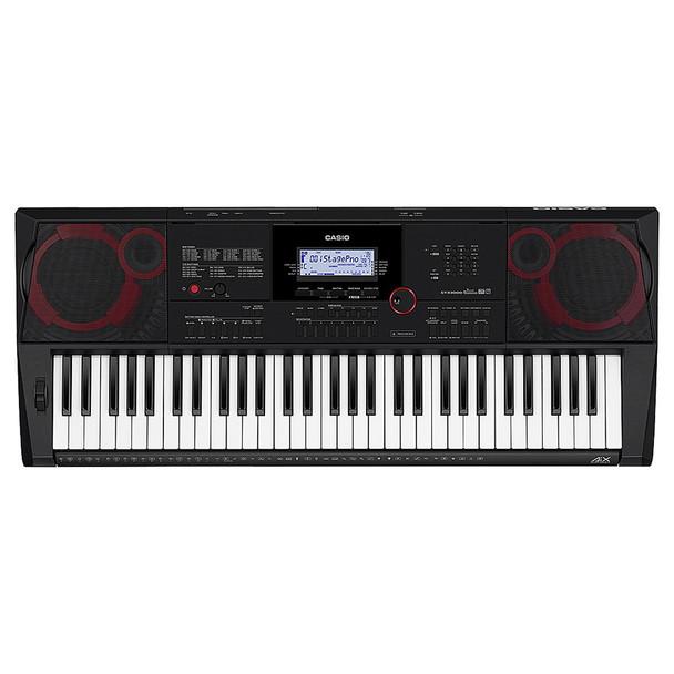 CASIO CT-X3000 Portable Keyboard top view. EMI Audio