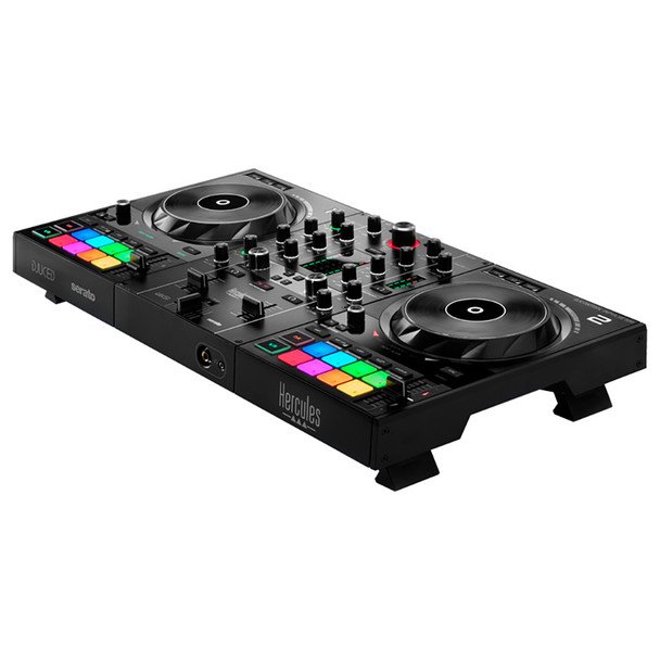 Hercules DJControl Inpulse 500 2-Channel DJ Controller rear angle view