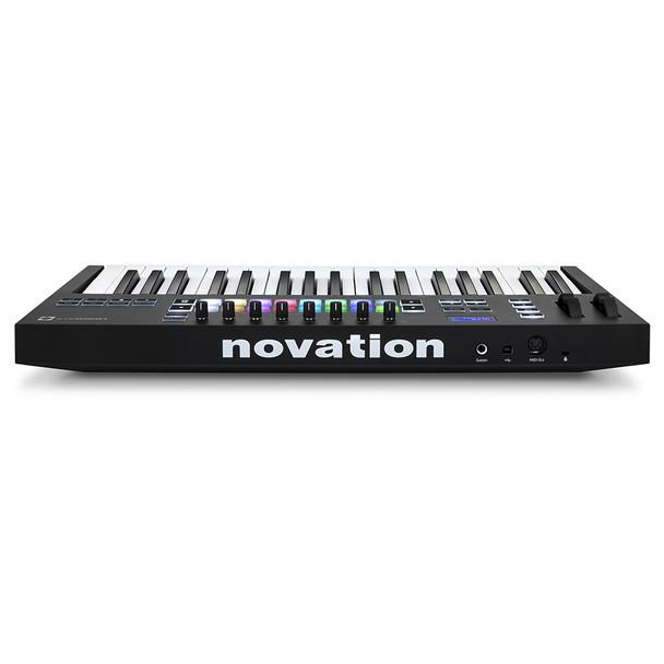 NOVATION Launchkey 37 [MK3] MIDI Keyboard Controller back view