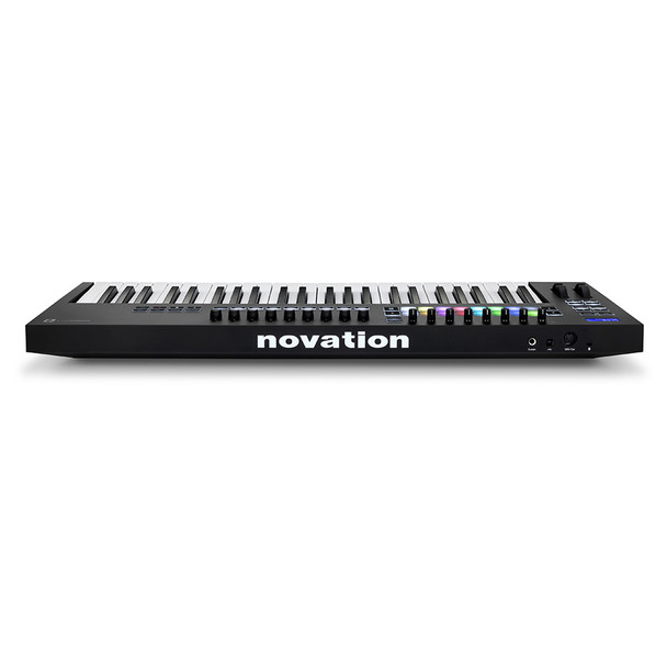 NOVATION Launchkey 49 [MK3] MIDI Keyboard Controller back view