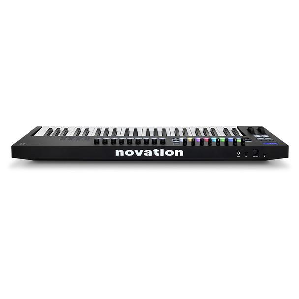 NOVATION Launchkey 49 [MK3] MIDI Keyboard Controller back view