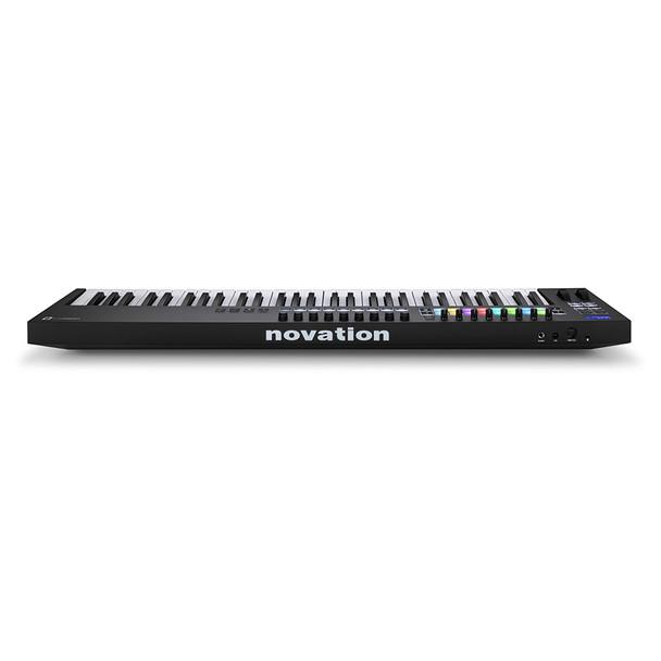NOVATION Launchkey 61 [MK3] MIDI Keyboard Controller back view