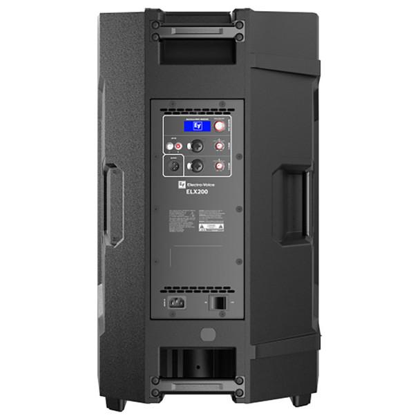 "Electro-Voice ELX200-15P-US 15"" 2-Way powered speaker back"