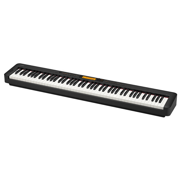 CASIO CDP-S350 Compact Digital Piano front angle view