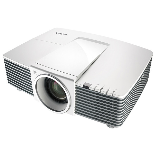 VIVITEK DH3331 5500 Lumen 1080P Projector with Horizontal and Vertical lens shift, TOP RIGHT
