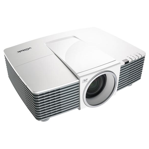 VIVITEK DH3331 5500 Lumen 1080P Projector with Horizontal and Vertical lens shift, TOP LEFT