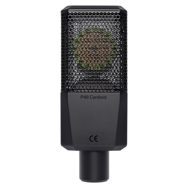 LEWITT LCT 440 PURE Large-Diapragm Condenser Microphone - Back