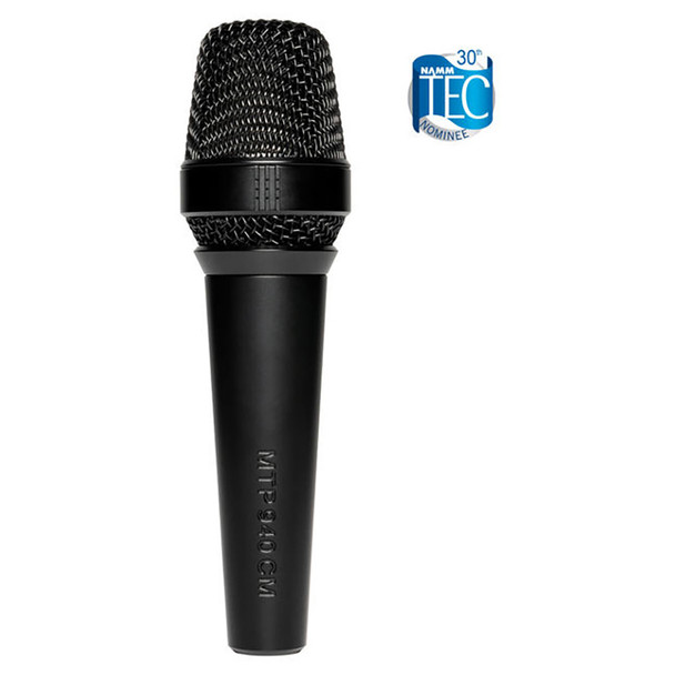 LEWITT MTP 940 CM Handheld Condenser Vocal Microphone For Stage & Studio - Front