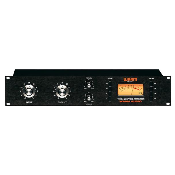 WARM AUDIO WA76 Discrete FET Compressor - Front