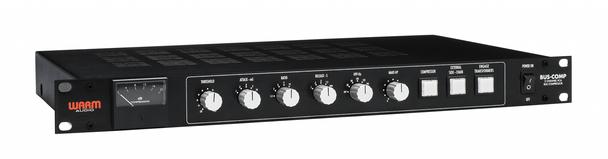 WARM AUDIO BUS-COMP 2 Channel VCA Bus Compressor - Angle