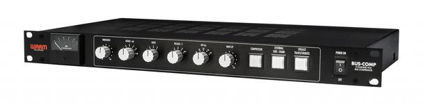 WARM AUDIO BUS-COMP 2 Channel VCA Bus Compressor - Angle 2