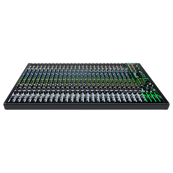 MACKIE ProFX30v3 30 Channel 4-bus Professional Effects Mixer with USB front