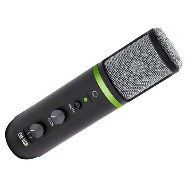 MACKIE EM-USB Condenser Microphone