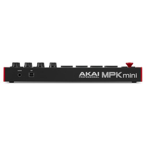 AKAI MPK Mini Mk3 back side