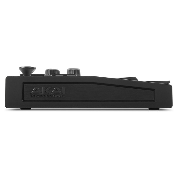 AKAI MPK Mini Mk3 BLACK SE left side