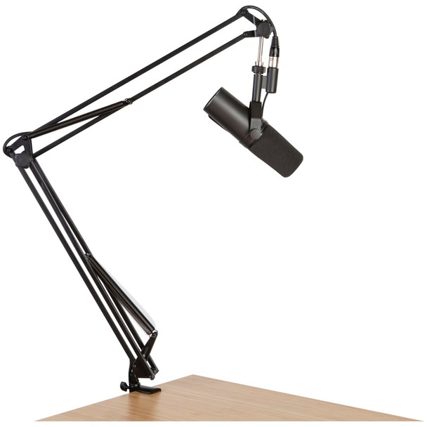 GFWMICBCBM1000 Desk-Mounted Broadcast/Podcast Boom with Desk