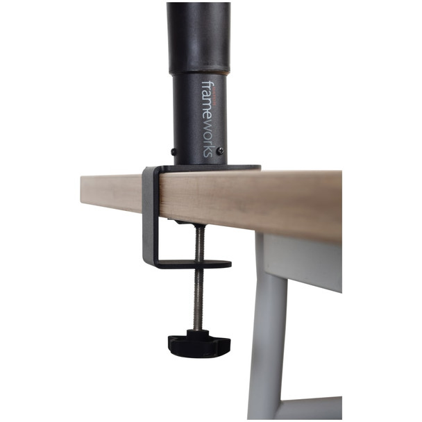 gator-frameworks-clamp-on-studio-monitor-stand-close-of-clamp-on-desk