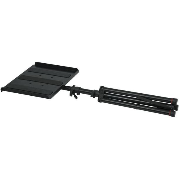 Gator Frameworks GFW-UTL-MEDIATRAY2 Heavy-Duty Adjustable Media Tray Stand  - Quick Shipping Available