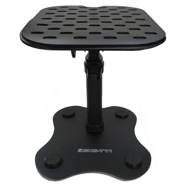 YORKVILLE SKS-T11 11 inch tall Studio Monitor Table Top stand. EMI Audio