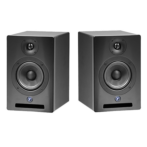 """YORKVILLE YSM5 Powered Studio Reference Monitor - 5"""" Woofer, 1"""" Dome Tweeter. EMI Audio"""