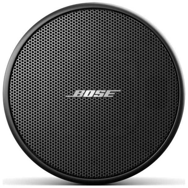 Bose-Pro-FreeSpace-FS2P-Pendant-Mount-Install-Loudspeaker-Pair-Black-Front-Two-EMI-Audio