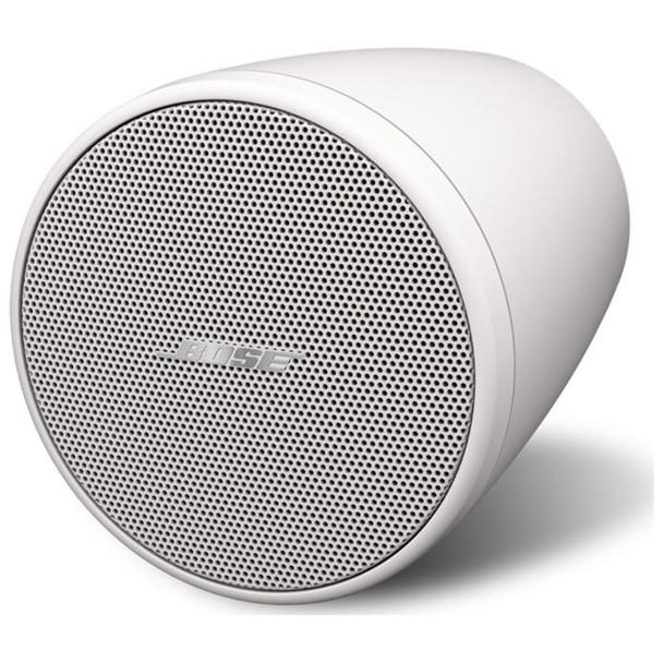 Bose-Pro-FreeSpace-FS2P-Pendant-Mount-Install-Loudspeaker-Pair-White-Front-EMI-Audio
