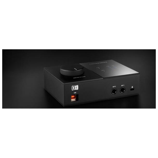 KOMPLETE AUDIO 2 2 Channel Audio Interface Back
