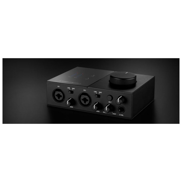 KOMPLETE AUDIO 2 2 Channel Audio Interface Front