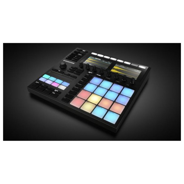 MASCHINE MK3 PRODUCTION AND PERFORMANCE SYSTEM Angle