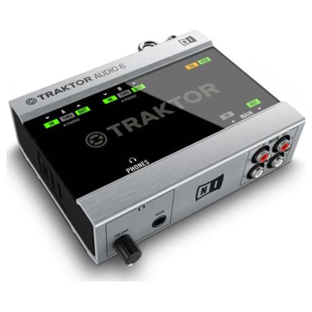 TRAKTOR SCRATCH A6 Turntable Soundcard