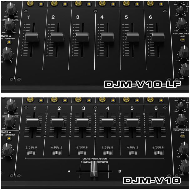 pioneer-dj-djm-v10-lf-compared-to-djm-v10