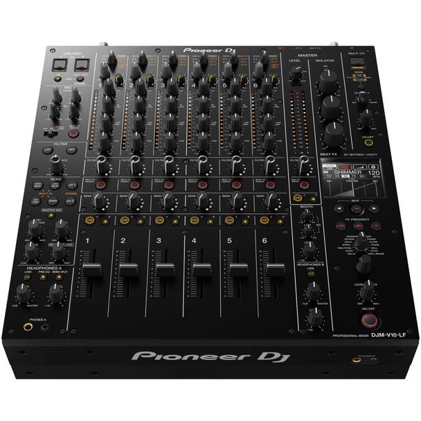 pioneer-dj-djm-v10-lf-front-view