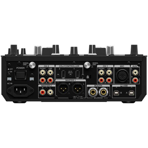 PIONEER-DJM-S7-2-channel-Performance-DJ-Mixer-with-Bluetooth-Capability-for-Rekordbox-and-Serato-DJ-Pro-Rear-EMI-Audio