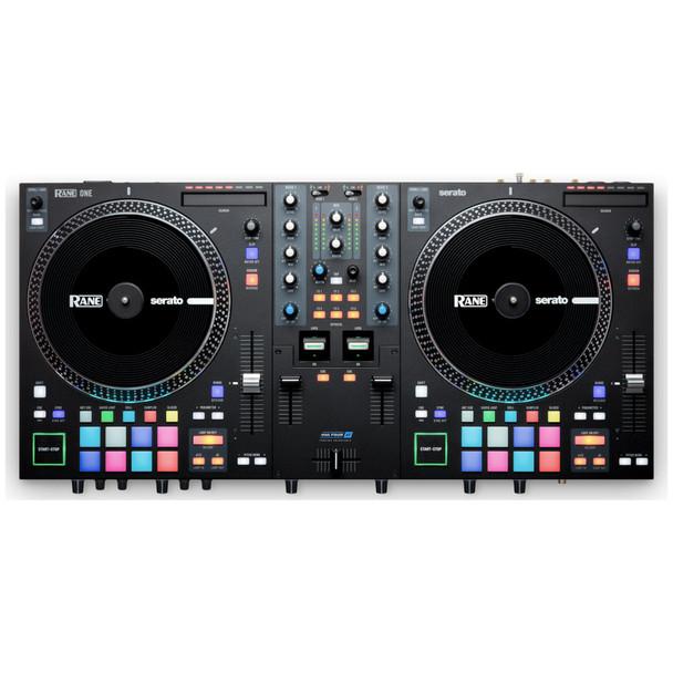 RANE-ONE-Professional-Motorized-DJ-Controller-Front-EMI-Audio