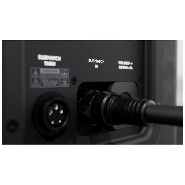 Bose l1 pro 32 sub input connection emi audio