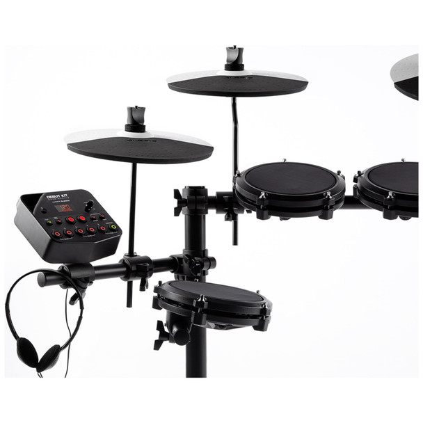 Alesis-Debut-Kit-Beginner-Electronic-Drum-Kit-with-Headphones-and-Learning-Software-Three-EMI-Audio