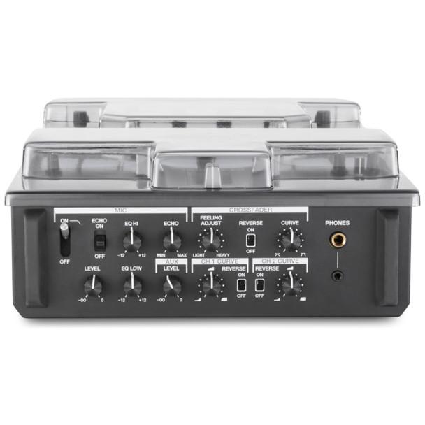 DECKSAVER-DS-PC-DJMS11-Protection-Cover-for-DJM-S11-Front-EMI-Audio