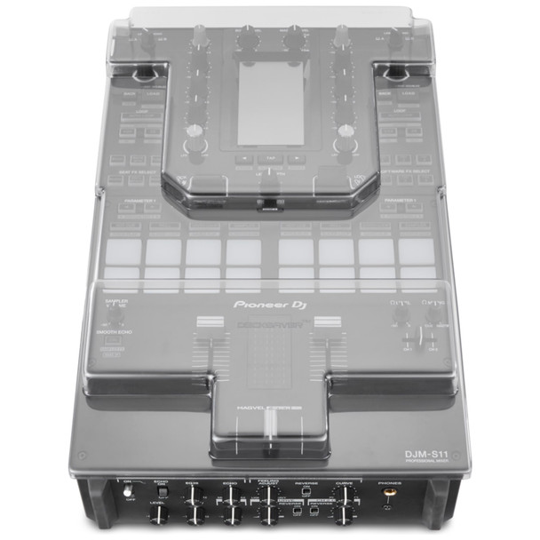 DECKSAVER-DS-PC-DJMS11-Protection-Cover-for-DJM-S11-Top-EMI-Audio