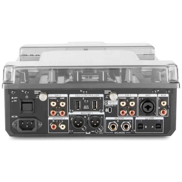 DECKSAVER-DS-PC-DJMS11-Protection-Cover-for-DJM-S11-Back-EMI-Audio