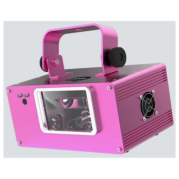 CHAUVET Scorpion Dual RGB FAT BEAM™ aerial effect laser front/right view handle up pink