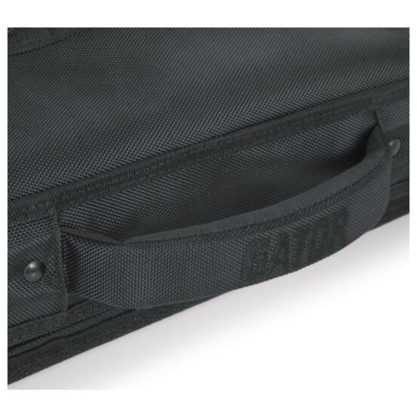 Gator Cases G-Club Control 28 Messenger Bag For Pioneer DJ DDJ1000SRT Handle