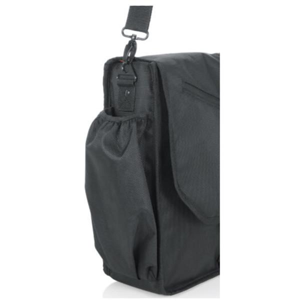 Gator Cases G-Club Control 28 Messenger Bag For Pioneer DJ DDJ1000SRT Side View