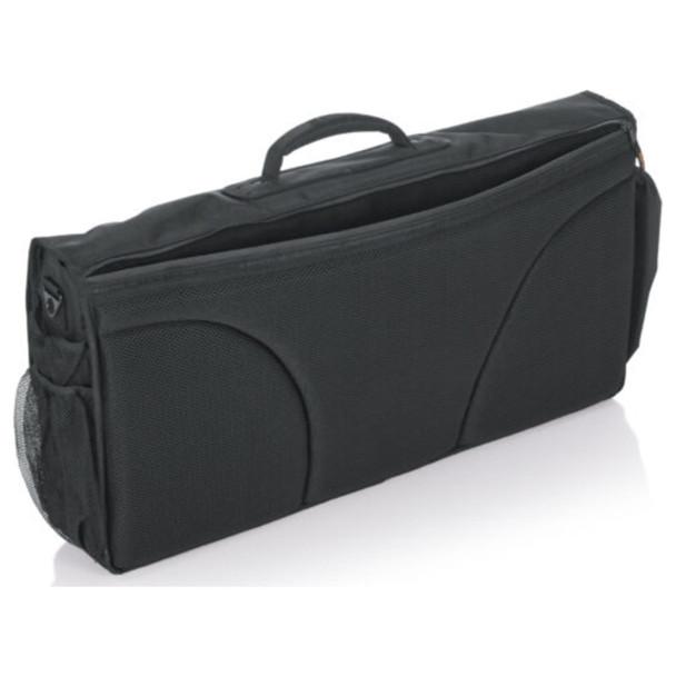 Gator Cases G-Club Control 28 Messenger Bag For Pioneer DJ DDJ1000SRT Back Pocket